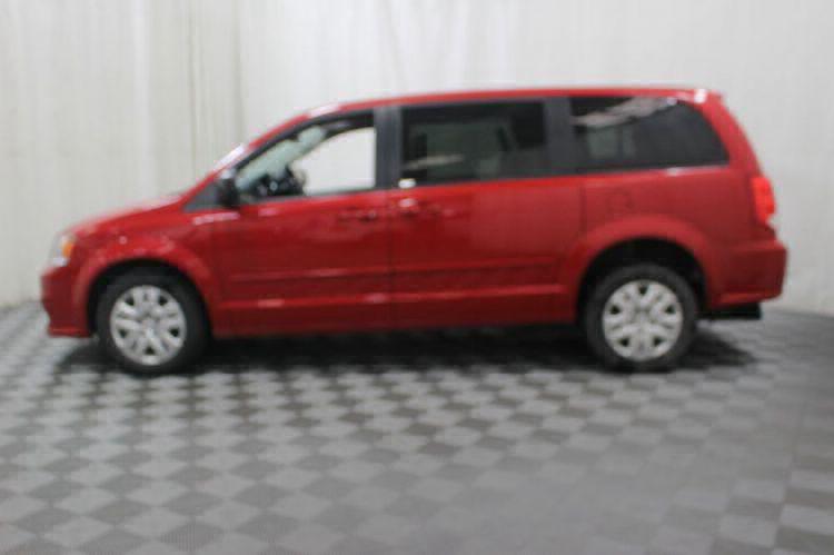 2016 Dodge Grand Caravan SE Wheelchair Van For Sale #20
