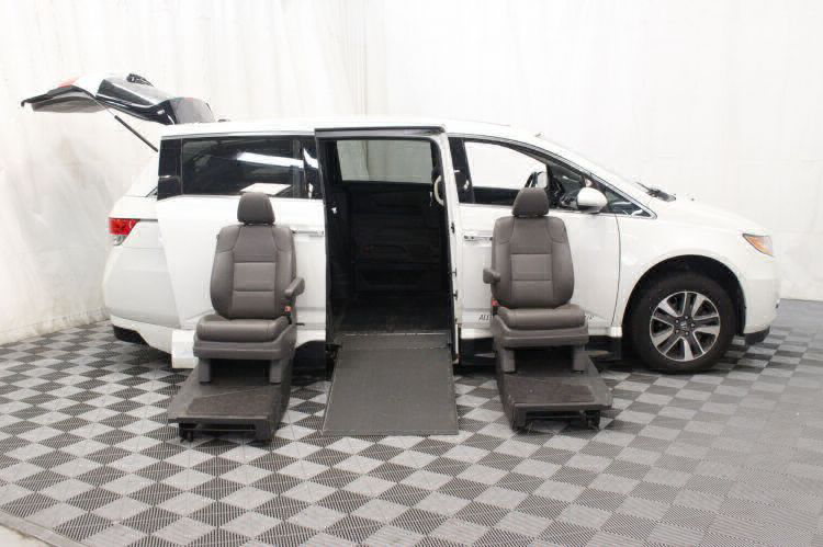 2014 Honda Odyssey Touring Elite Wheelchair Van For Sale #8