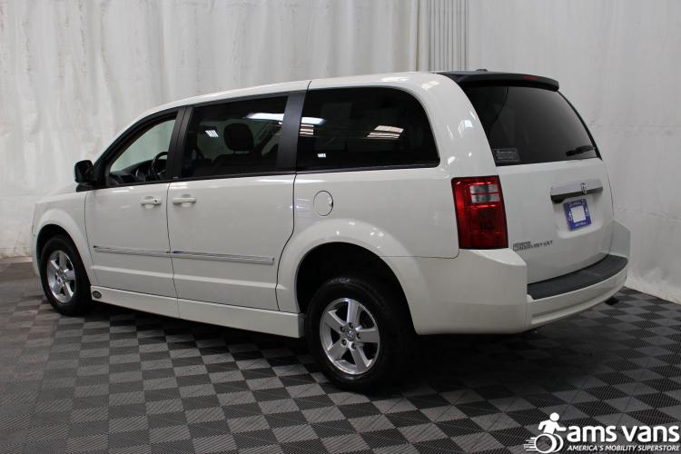 2008 Dodge Grand Caravan SXT Wheelchair Van For Sale #17