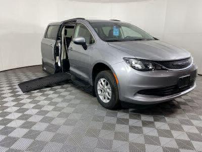 New Wheelchair Van for Sale - 2020 Chrysler Voyager LXi Wheelchair Accessible Van VIN: 2C4RC1DG7LR163282