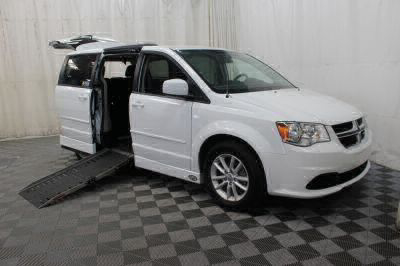 Used Wheelchair Van for Sale - 2015 Dodge Grand Caravan SXT Wheelchair Accessible Van VIN: 2C4RDGCG2FR732447