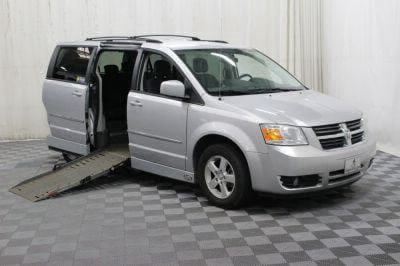 2010 Dodge Grand Caravan Wheelchair Van For Sale -- Thumb #1