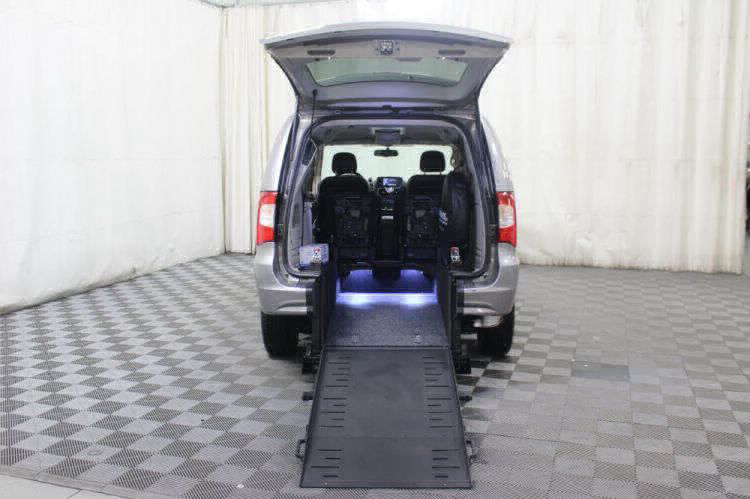 2016 Chrysler Town and Country Touring Wheelchair Van For Sale #6