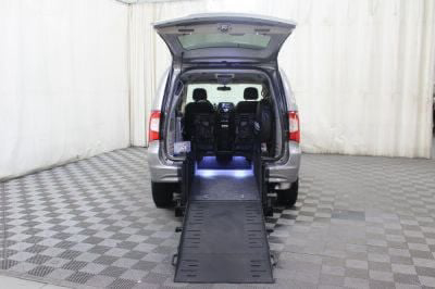 2016 Chrysler Town and Country Wheelchair Van For Sale -- Thumb #6