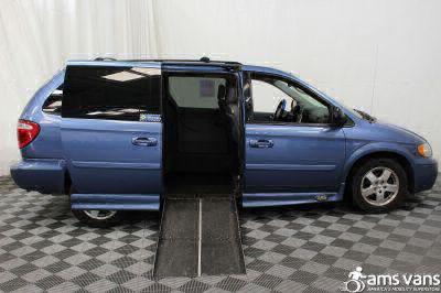 2007 Dodge Grand Caravan Wheelchair Van For Sale -- Thumb #2