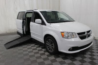 New Wheelchair Van for Sale - 2017 Dodge Grand Caravan SXT Wheelchair Accessible Van VIN: 2C4RDGCG5HR677219