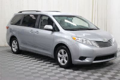 2017 Toyota Sienna Wheelchair Van For Sale