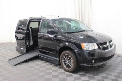 Handicap Van for Sale - 2017 Dodge Grand Caravan SXT Wheelchair Accessible Van VIN: 2C4RDGCG5HR746166