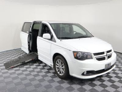 Used Wheelchair Van for Sale - 2014 Dodge Grand Caravan R/T Wheelchair Accessible Van VIN: 2C4RDGEGXER214582