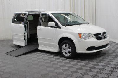 Used 2012 Dodge Grand Caravan SXT Wheelchair Van
