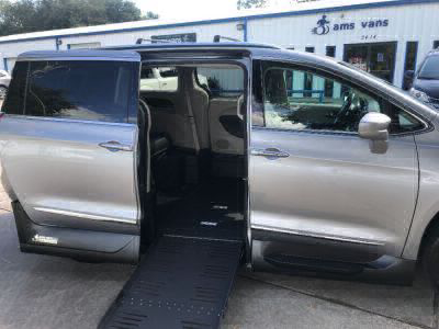 New Wheelchair Van for Sale - 2020 Chrysler Pacifica Touring L Wheelchair Accessible Van VIN: 2C4RC1BG4LR127973