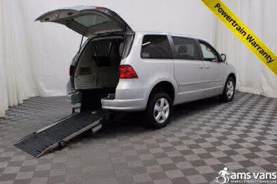 2009 Volkswagen Routan Wheelchair Van For Sale -- Thumb #1