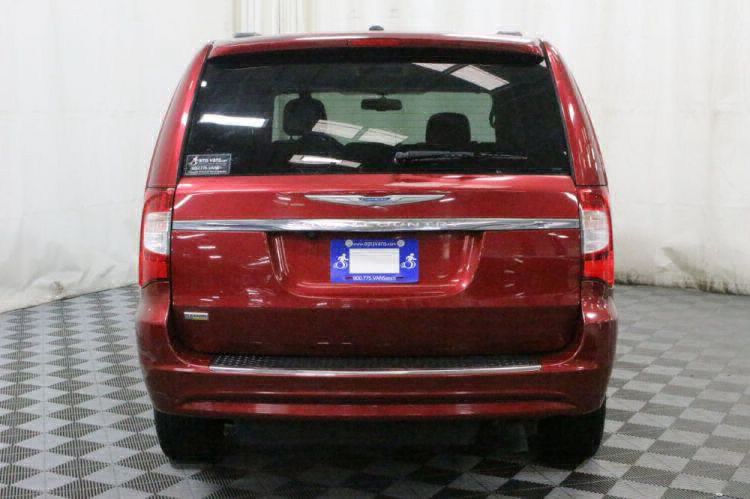 2012 Chrysler Town and Country Touring Wheelchair Van For Sale #3