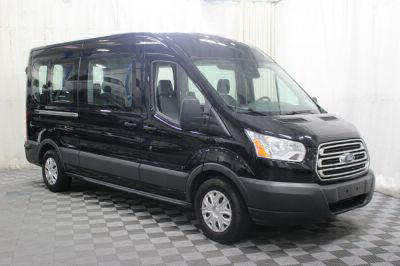 Commercial Wheelchair Vans for Sale - 2018 Ford Transit Passenger 350 XLT ADA Compliant Vehicle VIN: 1FBAX2CM9JKA67779