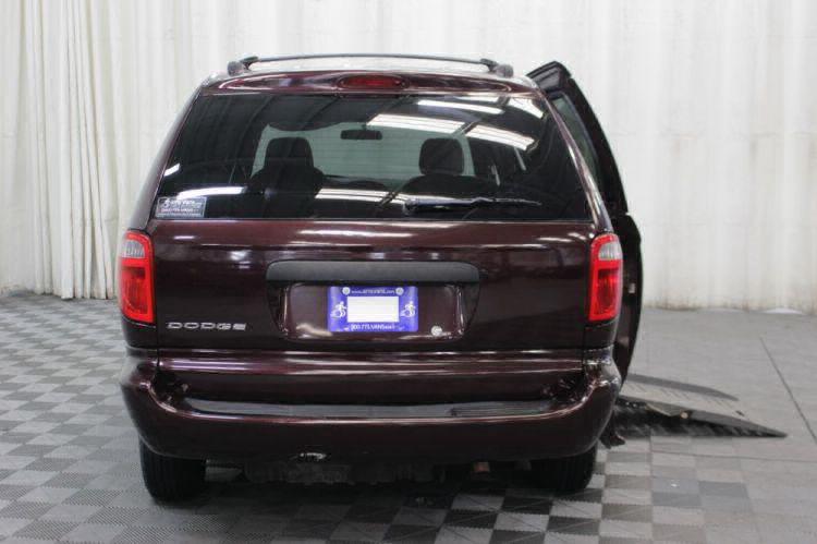 2004 Dodge Grand Caravan SE Wheelchair Van For Sale #5