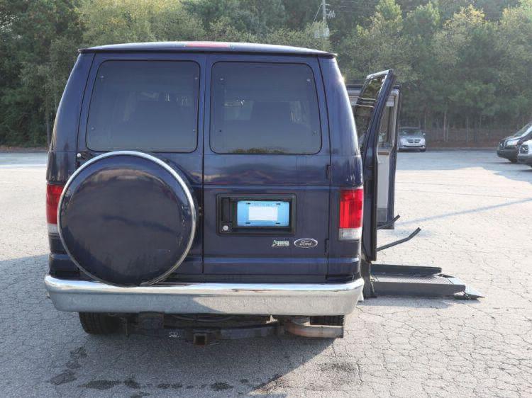 2012 Ford Econoline E150 E-150 Wheelchair Van For Sale #31