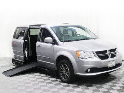 New Wheelchair Van for Sale - 2017 Dodge Grand Caravan SXT Wheelchair Accessible Van VIN: 2C4RDGCG3HR807448