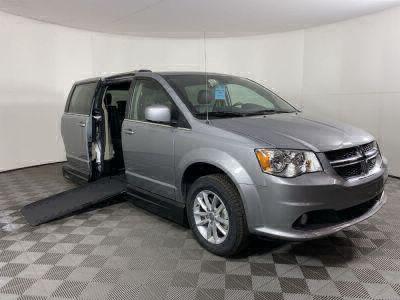 Handicap Van for Sale - 2019 Dodge Grand Caravan SXT Wheelchair Accessible Van VIN: 2C4RDGCG5KR776324