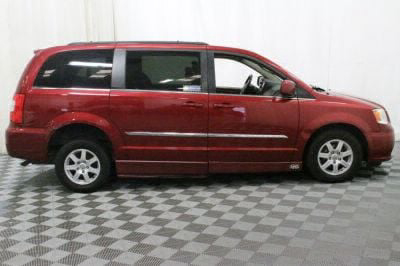 2012 Chrysler Town and Country Wheelchair Van For Sale -- Thumb #6