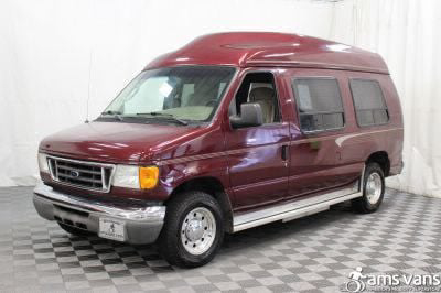 2005 Ford E-Series Chassis Wheelchair Van For Sale -- Thumb #19