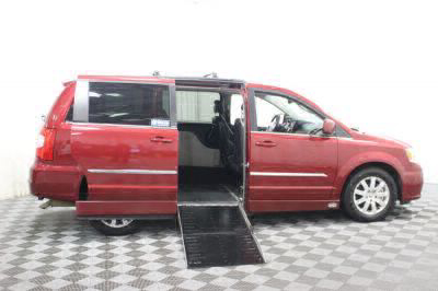 Used Wheelchair Van for Sale - 2013 Chrysler Town & Country Touring Wheelchair Accessible Van VIN: 2C4RC1BG6DR706352