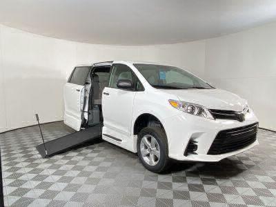 New Wheelchair Van for Sale - 2020 Toyota Sienna L Wheelchair Accessible Van VIN: 5TDZZ3DC1LS086407