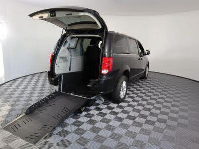 New Wheelchair Van for Sale - 2019 Dodge Grand Caravan SXT Wheelchair Accessible Van VIN: 2C4RDGCG0KR562678