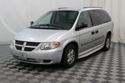 Used 2007 Dodge Grand Caravan SE Wheelchair Van