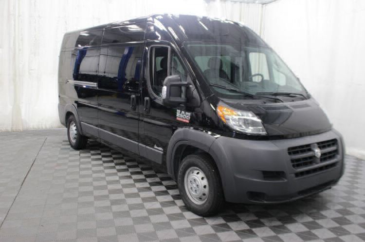 2018 Dodge ProMaster Window 2500 159 WB Wheelchair Van For Sale #2