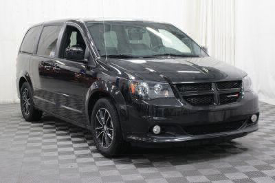 Handicap Van for Sale - 2017 Dodge Grand Caravan GT Wheelchair Accessible Van VIN: 2C4RDGEG4HR748956