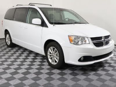 2018 Dodge Grand Caravan Wheelchair Van For Sale -- Thumb #1