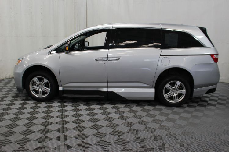 2012 Honda Odyssey Touring Elite Wheelchair Van For Sale #11