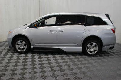 2012 Honda Odyssey Wheelchair Van For Sale -- Thumb #11