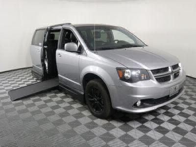 Used Wheelchair Van for Sale - 2019 Dodge Grand Caravan GT Wheelchair Accessible Van VIN: 2C4RDGEG6KR680098