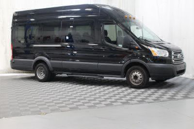 Commercial Wheelchair Vans for Sale - 2018 Ford Transit Passenger 350 XLT ADA Compliant Vehicle VIN: 1FBVU4XMXJKA27887
