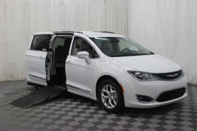 Handicap Van for Sale - 2017 Chrysler Pacifica Touring-L Plus Wheelchair Accessible Van VIN: 2C4RC1EG6HR756816