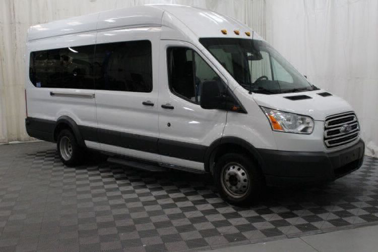 2018 Ford Transit Passenger 350 XLT 15 Wheelchair Van For Sale #11
