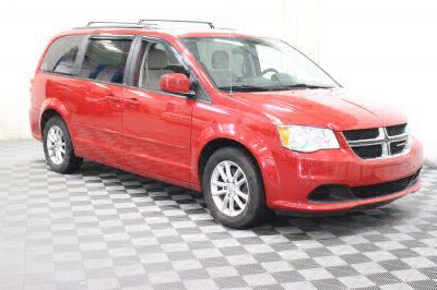 Commercial Wheelchair Vans for Sale - 2014 Dodge Grand Caravan SXT ADA Compliant Vehicle VIN: 2C4RDGCG5ER186760