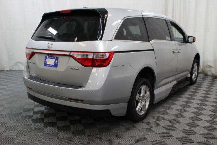 2012 Honda Odyssey Touring Elite Wheelchair Van For Sale #8
