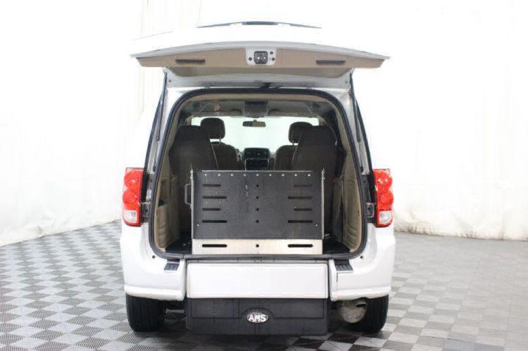 2016 Dodge Grand Caravan SE Wheelchair Van For Sale #11