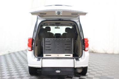 2016 Dodge Grand Caravan Wheelchair Van For Sale -- Thumb #11