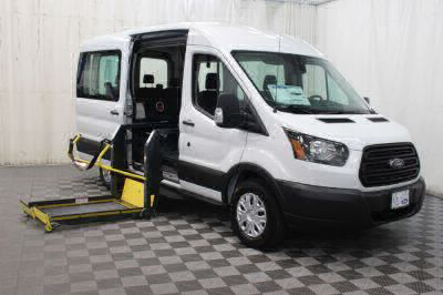 Commercial Wheelchair Vans for Sale - 2019 Ford Transit T-150 XL ADA Compliant Vehicle VIN: 1FMZK1CM7KKA39676