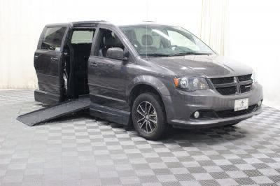 New Wheelchair Van for Sale - 2017 Dodge Grand Caravan GT Wheelchair Accessible Van VIN: 2C4RDGEG7HR749468
