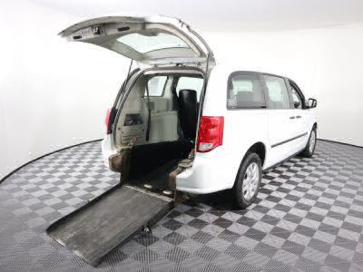 Used Wheelchair Van for Sale - 2014 Dodge Grand Caravan SE Wheelchair Accessible Van VIN: 2C4RDGBG4ER278623