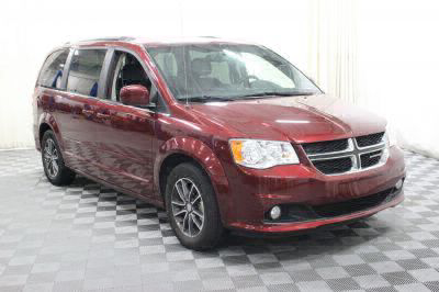 Commercial Wheelchair Vans for Sale - 2017 Dodge Grand Caravan SXT ADA Compliant Vehicle VIN: 2C4RDGCG0HR697894
