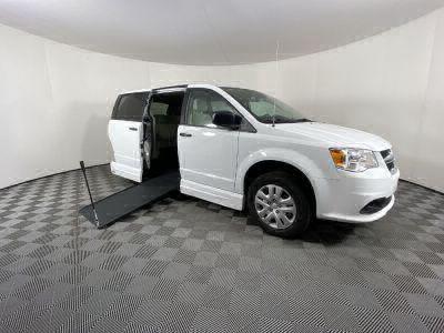 Handicap Van for Sale - 2019 Dodge Grand Caravan SE GOV-SE Wheelchair Accessible Van VIN: 2C7WDGBG9KR784417