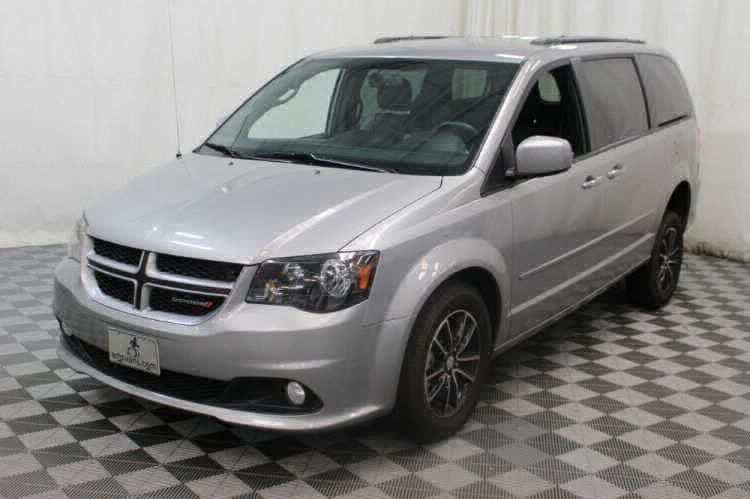 2017 Dodge Grand Caravan GT Wheelchair Van For Sale #35