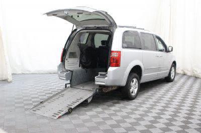 Used Wheelchair Van for Sale - 2010 Dodge Grand Caravan SXT Wheelchair Accessible Van VIN: 2D4RN5D19AR482924