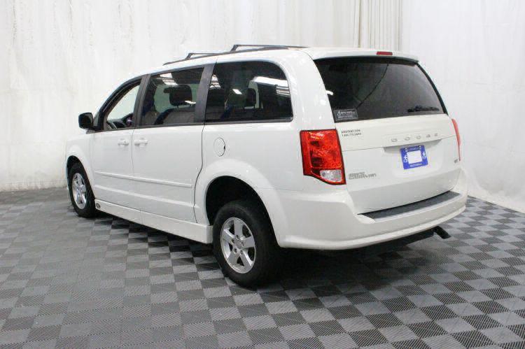 2012 Dodge Grand Caravan SXT Wheelchair Van For Sale #14
