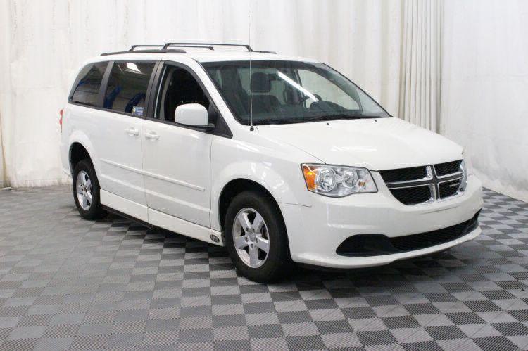 2012 Dodge Grand Caravan SXT Wheelchair Van For Sale #10